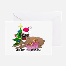 Boxer Christmas Greeting Cards (Pk of 20)