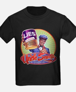 Uncle Sam's Canned Lies T