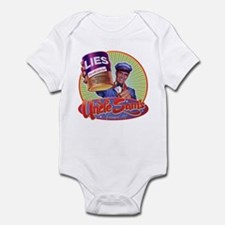 Uncle Sam's Canned Lies Infant Bodysuit