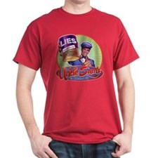 Uncle Sam's Canned Lies T-Shirt