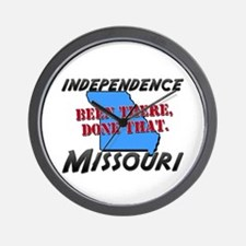 independence missouri - been there, done that Wall