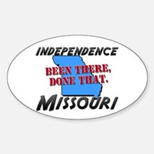 independence missouri - been there, done that Stic