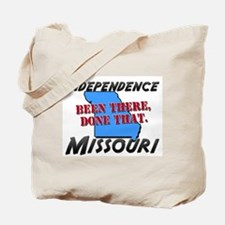 independence missouri - been there, done that Tote