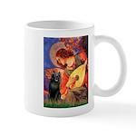 Mandolin / Schipperke #5 Mug