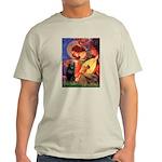 Mandolin / Schipperke #5 Light T-Shirt