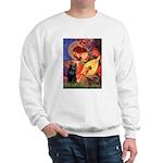 Mandolin / Schipperke #5 Sweatshirt