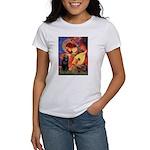 Mandolin / Schipperke #5 Women's T-Shirt