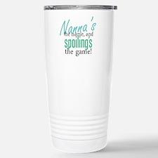 Nanna's the Name Travel Mug