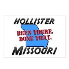 hollister missouri - been there, done that Postcar