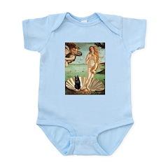 Venus / Schipperke #5 Infant Bodysuit