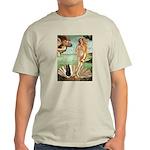 Venus / Schipperke #5 Light T-Shirt