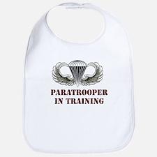 Paratrooper In Training Bib