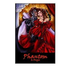 Phantom Postcards (Package of 8)