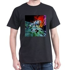 """""""MAN IN SPACE"""" T-Shirt"""