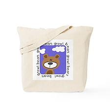 Bears Growl Tote Bag