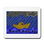 Noah Rocks Bible Mousepad