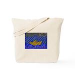 Noah Rocks Bible Tote Bag