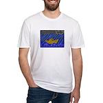 Noah Rocks Bible Fitted T-Shirt