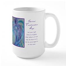 Spiritual Transformation Angel Mug