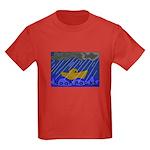 Noah Rocks Bible Kids Dark T-Shirt