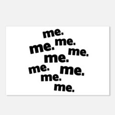 Me Me Me All About Me Postcards (Package of 8)