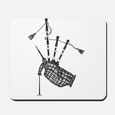 bagpipe Mousepad