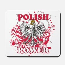 Polish power Mousepad