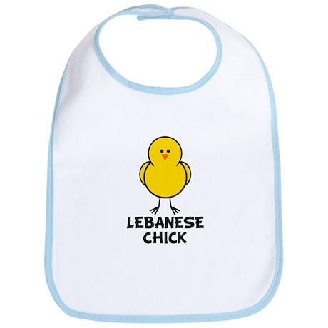Lebanese Chick Bib