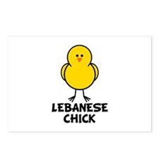 Lebanese Chick Postcards (Package of 8)