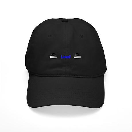 """""""Lead"""" Black Cap"""