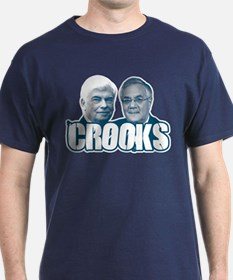 Chris and Barney Crooks T-Shirt