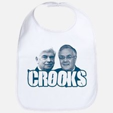 Chris and Barney Crooks Bib