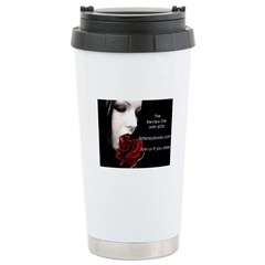 Bloodsuckers Stainless Steel Travel Mug
