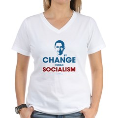 By Change I Mean Socialism Shirt