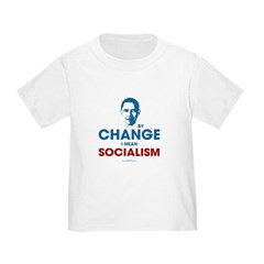 By Change I Mean Socialism T