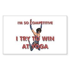 TOP Yogalotus Decal