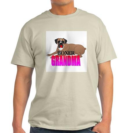 Boxer Grandma Light T-Shirt