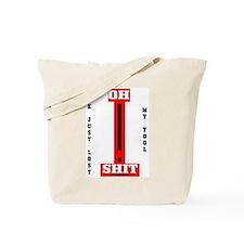 Oh Shit My Tool Tote Bag