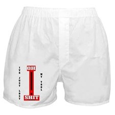 Oh Shit My Tool Boxer Shorts,Oil,Gas,Rig