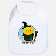 Wicked Chick Bib