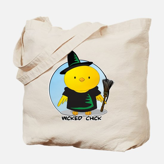 Wicked Chick Tote Bag