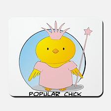 Popular Chick Mousepad