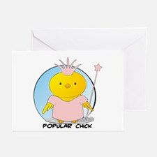 Popular Chick Greeting Cards (Pk of 10)