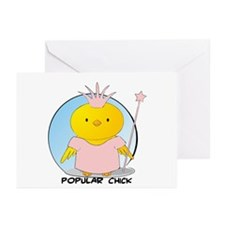Popular Chick Greeting Cards (Pk of 20)