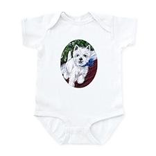 Westie Wonderland Infant Bodysuit
