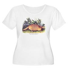 Audubon Armadillo Animal T-Shirt