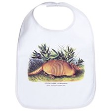 Audubon Armadillo Animal Bib