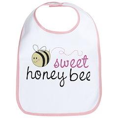Sweet Honey Bee Bib