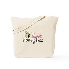 Sweet Honey Bee Tote Bag