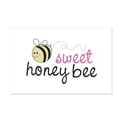 Sweet Honey Bee Posters